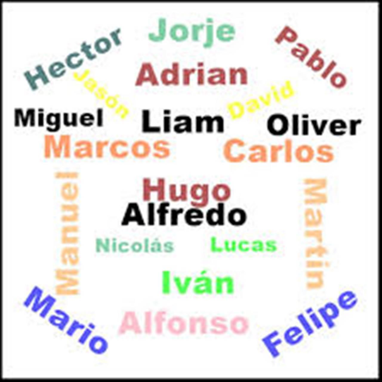 nombres de niños originales