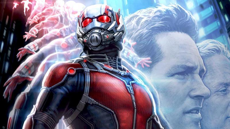 Películas buenas del 2015 - Ant-Man