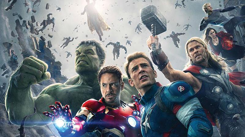 Películas buenas del 2015 - Vengadores. La era de Ultrón