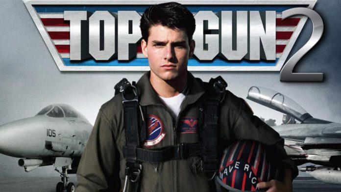 Tom Cruise confirma Top Gun 2