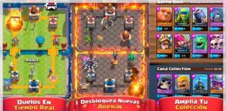 clash royale en google play