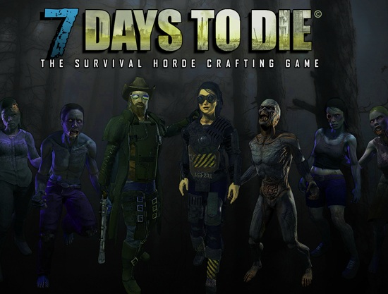 7 days to die juego consolas