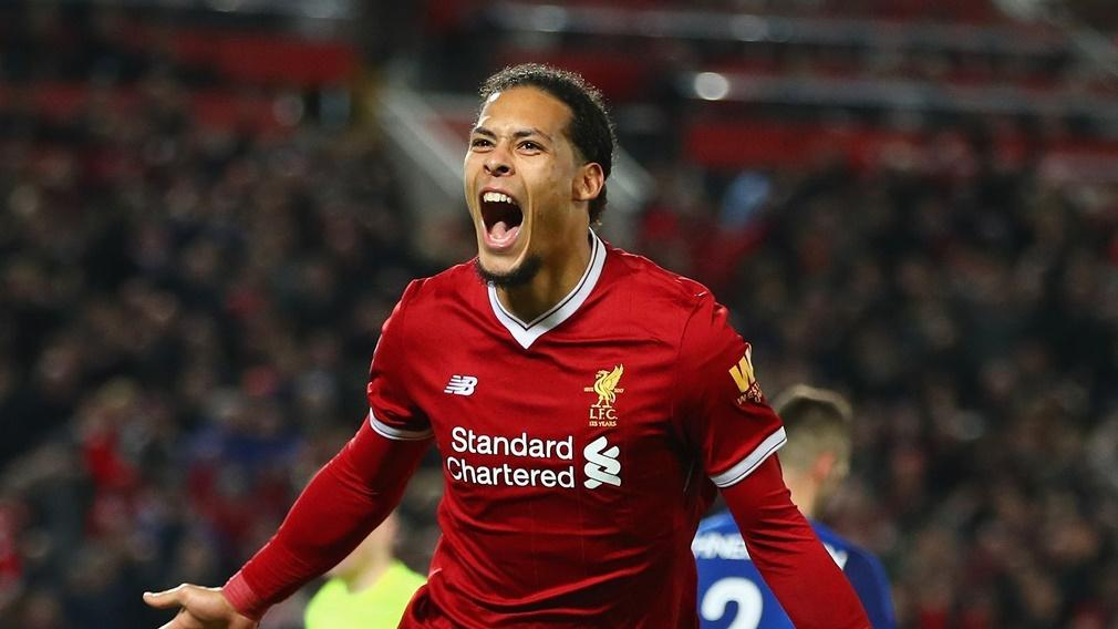 Real Madrid y Barcelona podrían estar detrás del central del Liverpool, Virgil van Dijk