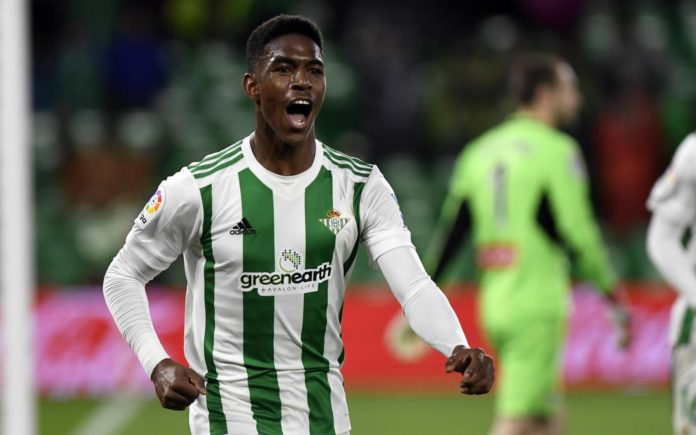 El FC Barcelona ficha al lateral Junior Firpo del Real Betis por cinco temporadas