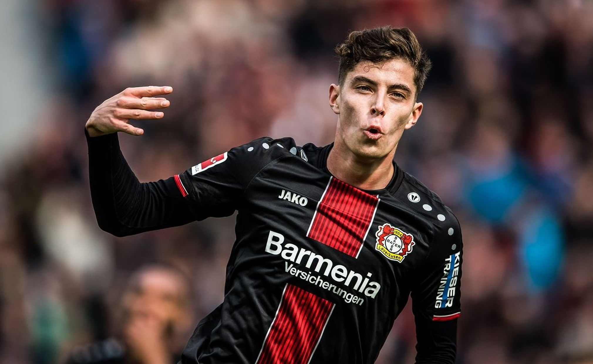 El Real Madrid se une al Barcelona y Bayer de Múnich en la carrera por Kai Havertz