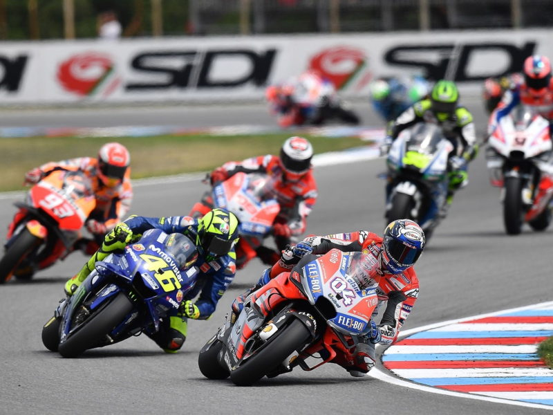 Dorna Sports Moto GP 2020
