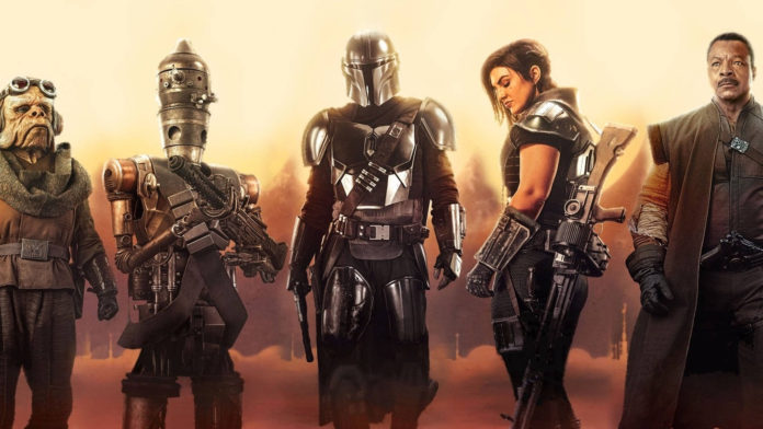 temporada 2 de The Mandalorian