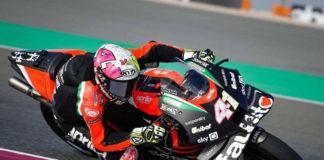 Aleix Espargaró Aprilia Racing Team Gresini