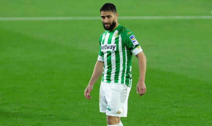El Arsenal sigue teniendo como objetivo al centrocampista del Betis, Nabil Fekir