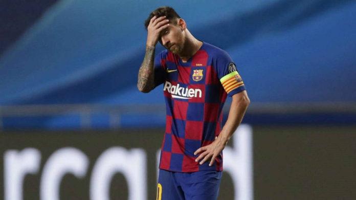 El Manchester City sigue teniendo a Lionel Messi como objetivo para la próxima temporada