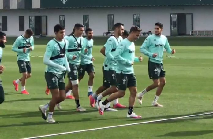 El Real Betis anuncia el once inicial con novedades frente al Real Valladolid