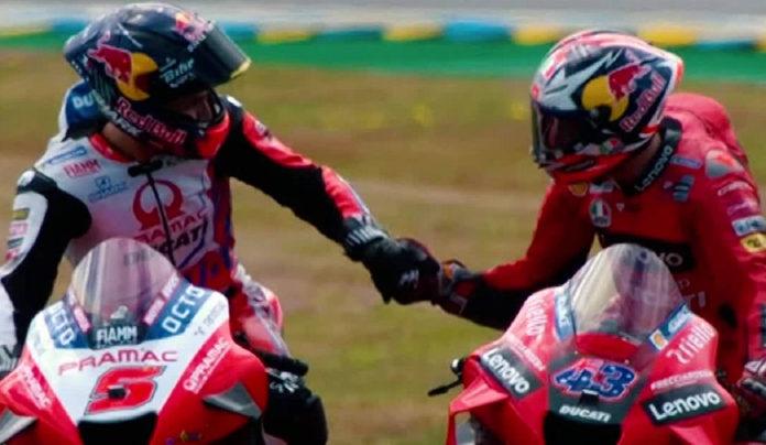 Pramac Racing y Ducati seguirán juntos hasta 2024, tras ampliar su contrato por tres años mas