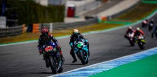 Resultados positivos en su mayoría para los pilotos españoles en el reciente test de Jerez