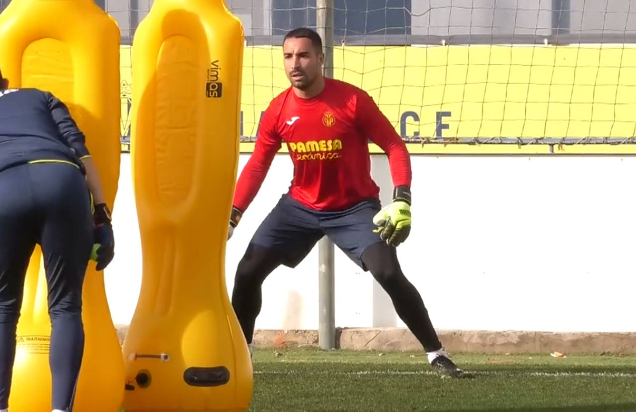 Sergio Asenjo ya forma parte de la historia del Villarreal FC