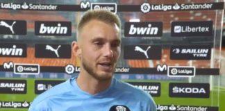 Valencia CF - Jasper Cillessen He estado bien no ha sido suficiente