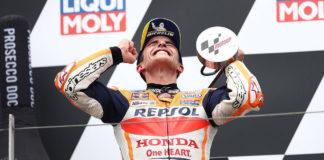 A pesar de vencer en el GP de Alemania, Marc Márquez advierte que la victoria no cambia nada