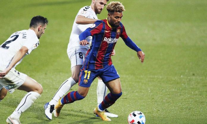 El canterano del FC Barcelona, Konrad de la Fuente, se marcha al Olympique de Marsella
