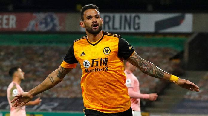 El delantero William José de la Real Sociedad no continuará en el Wolverhampton