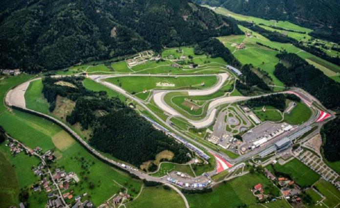 Los dos grandes premios de MotoGP en Austria se disputarán con un aforo completo