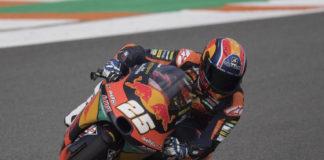 Según KTM, Raúl Fernández prefiere estar un año mas en Moto2 antes de saltar a MotoGP
