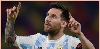 El abuelo centenario que impacta tras anotar durante años todos los goles de Messi