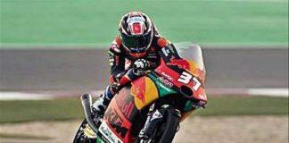 Jack Miller se deshace en elogios hacia el joven piloto Pedro Acosta, líder del mundial de Moto3