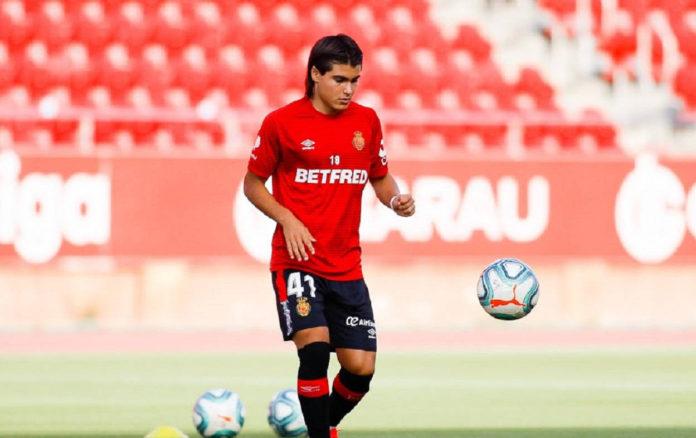 Luka Romero se marcha a la Lazio italiana tras no renovar con el Mallorca