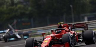 Carlos Sainz Jr. no considera que esta sea su mejor temporada en la Fórmula 1