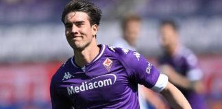 El Atlético Madrid tendría cerrado un acuerdo con el delantero Dušan Vlahović de la Fiorentina