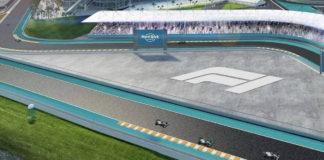 El primer Gran Premio de Miami de Fórmula 1 llegaría en el mes de mayo del 2022