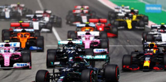 La F1 modifica el calendario de este 2021 reduciendo el número de carreras de 23 a 22