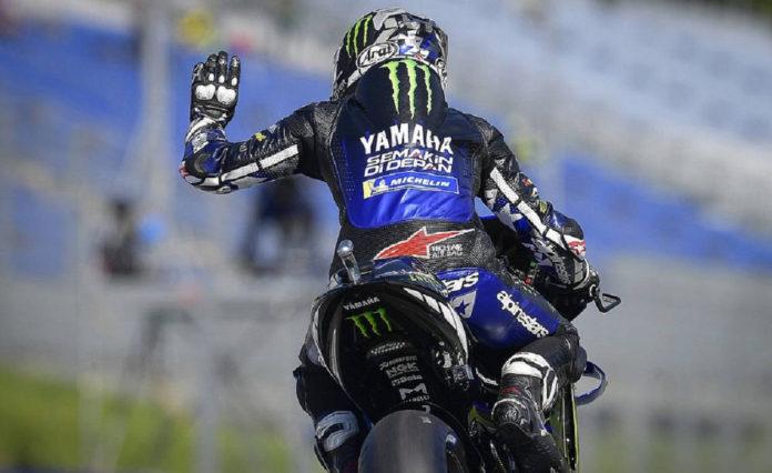 La escudería Yamaha y Maverick Viñales finalizan su vínculo contractual de forma anticipada