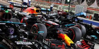 Las carreras al sprint de F1 solo se darán a partir del 2022 en algunos circuitos históricos