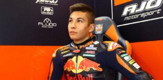 Raúl Fernández podría ascender al equipo Tech 3 KTM de MotoGP en 2022