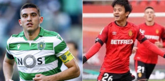 Rodrigo Battaglia y Takefusa Kubo nuevas incorporaciones del Mallorca para esta temporada