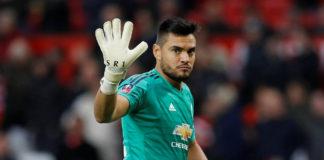Tras finalizar contrato con el Manchester United, el destino de Sergio Romero apunta al Granada