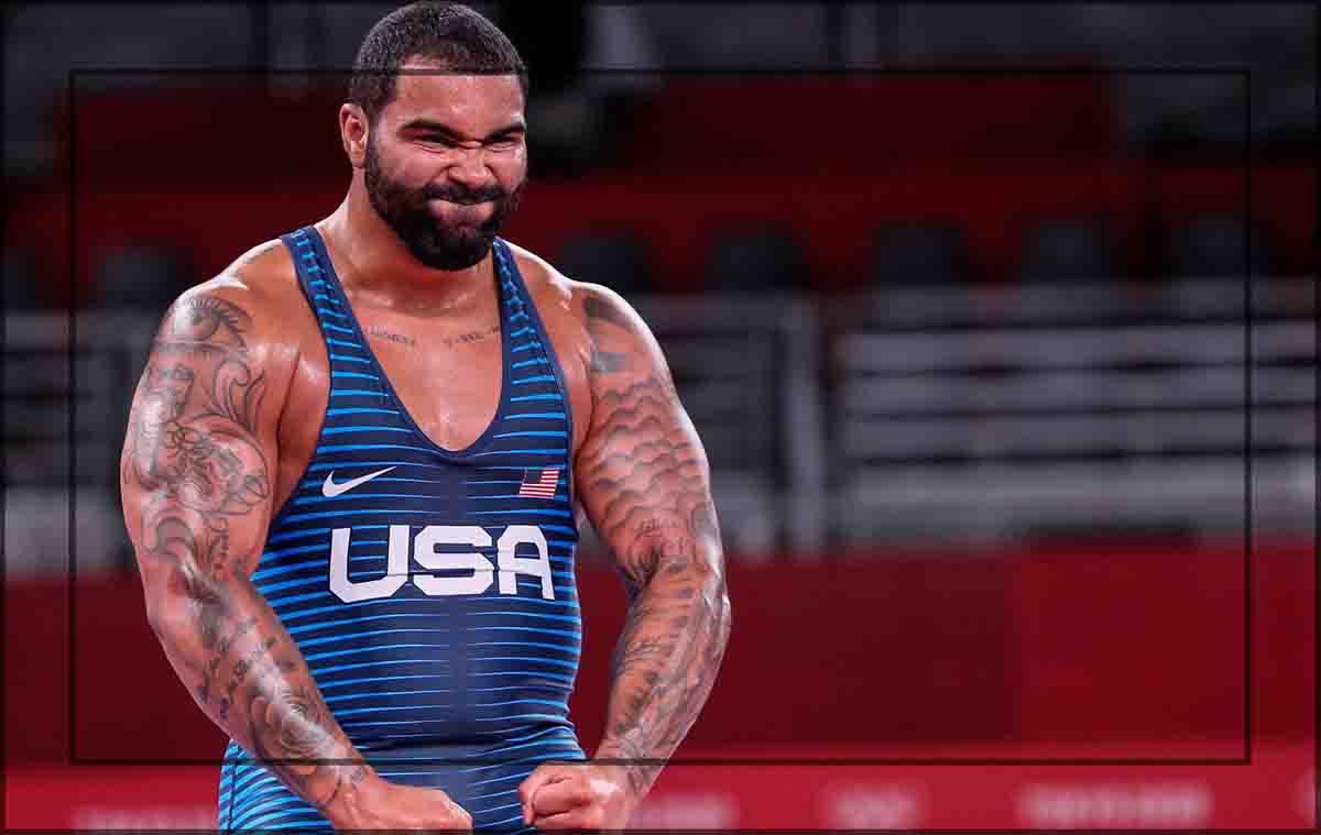 El olímpico Gable Steveson ¿Nuevo luchador de UFC?